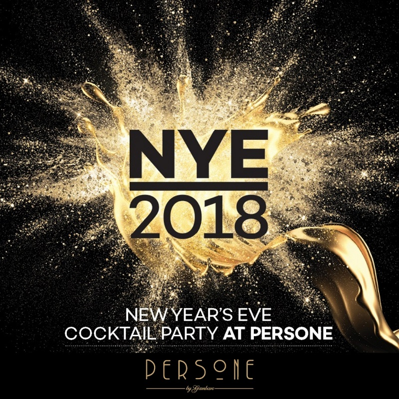 New Year's Eve Cocktail Party at Persone
