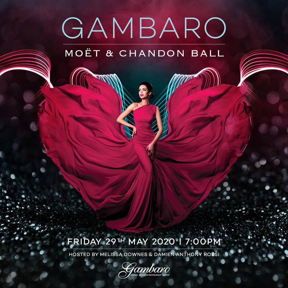 Gambaro Moet Ball